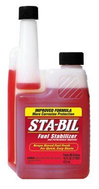 Fuel Stabilizer, Storage – 16 oz. by STABIL