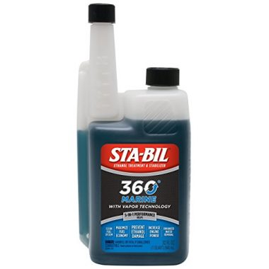 STA-BIL 360° Marine with Vapor Technology, 5 in 1 Performance by STABIL