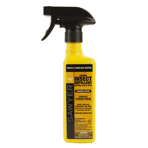 Sawyer Products Permethrin Clothing Mosquito Repellent