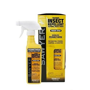 Sawyer Products Permethrin Clothing Insect Repellent