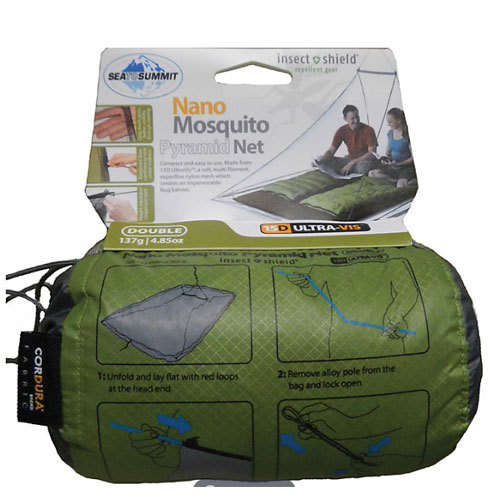 Sea to Summit Nano Pyramid Mosquito Net