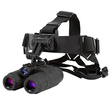 Sightmark SM15070 Ghost Hunter 1×24 Night Vision Goggle Binocular Kit