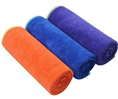 Sinland Microfiber Camp Towels