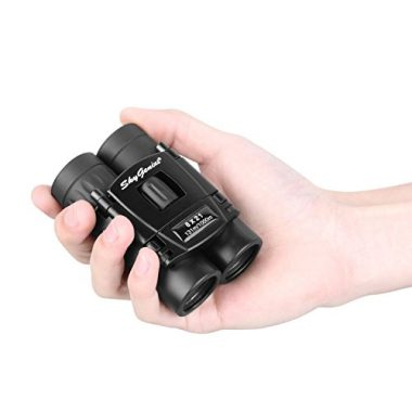 Skygenius 8×21 Small Compact Lightweight Binoculars for Adults and Kids