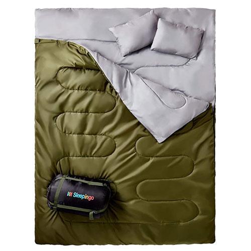 Sleepingo Queen Size XL Double Sleeping Bag