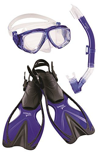 Speedo Jr. Adventure Kid Snorkel Set