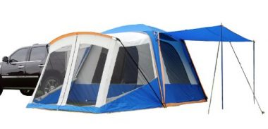 Napier Outdoors Sportz #84000 5 Person SUV Truck Tent