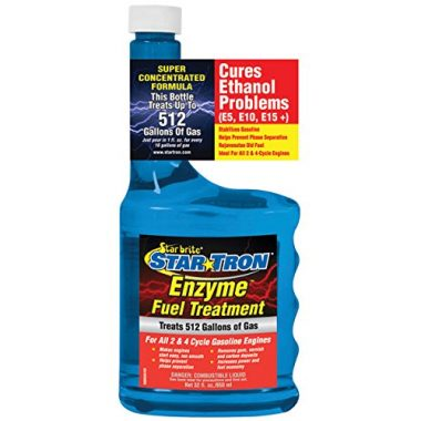 Star Tron Enzyme Fuel Treatment – Concentrated by Star Brite