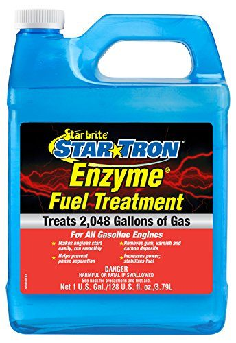 Star Tron Enzyme Fuel Treatment Concentrate by Star Brite
