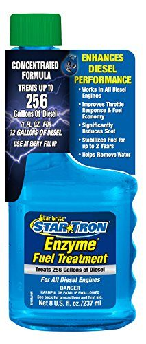 Star Tron Enzyme Fuel Treatment – Super Concentrated Diesel Formula by Star Brite