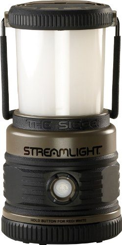 Streamlight 44931 Siege Rugged 7.25″ Hand Camping Lantern