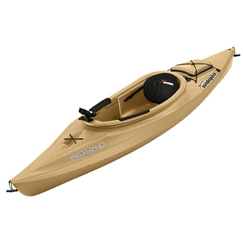 Sun Dolphin Excursion Fly Fishing Kayak