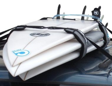 Curve Soft Paddle Board Roof Racks
