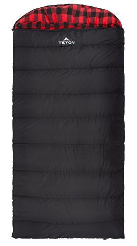 Teton Sports Celsius XXL, 0 Degree Sleeping Bag