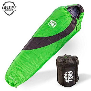 TNH Outdoors Lightweight Winter Sleeping Bag
