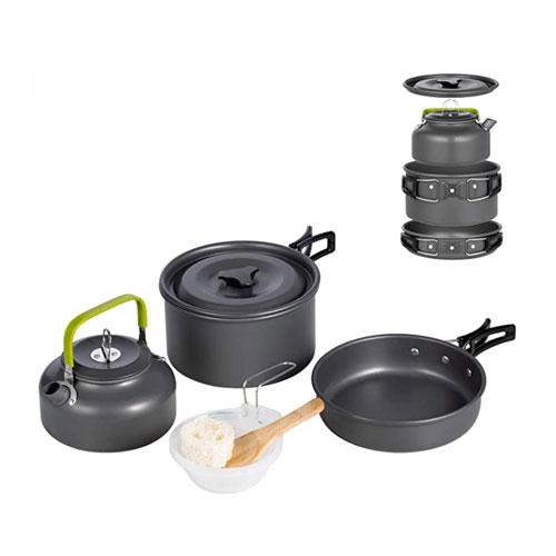 Terra Hiker Cookware Camping Mess Kit