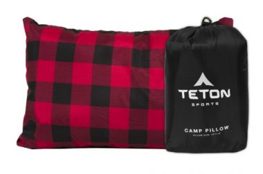 TETON Sports Camp Pillow Car Camping Gear