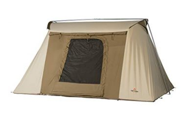 Teton Sports Canvas Tent