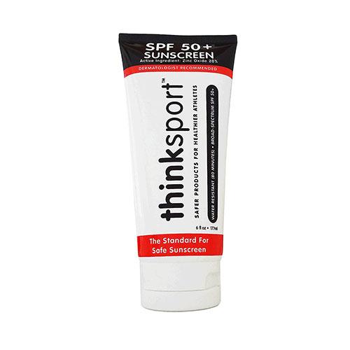 Thinksport SPF 50+ Plus Reef Safe Sunscreen