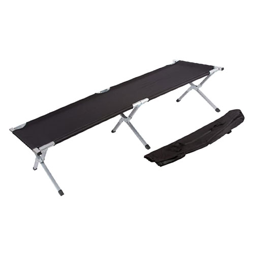 Trademark Innovations Portable Folding Bed Camping Cot