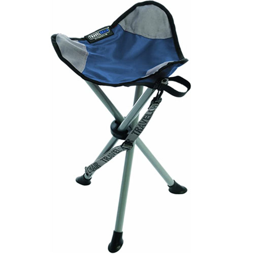 TravelChair Slacker Folding Tripod Camping Chair
