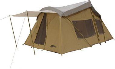 Four Season Canvas Tent by Trek