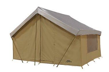 Cotton Canvas Cabin Tent by Trek Tents