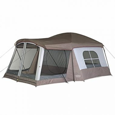 Wenzel 8 Person Klondike Camping Tent