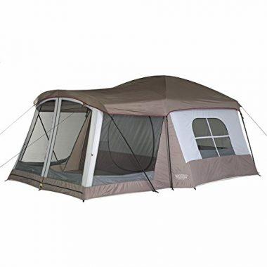 Wenzel 8 Person Klondike Camping Tent