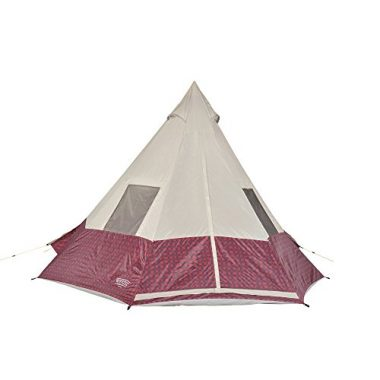 Wenzel Shenanigan Five Person Teepee Tent