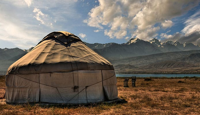 What_is_a_canvas_tent