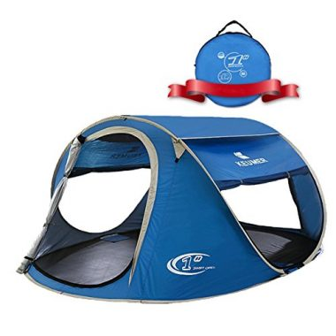 ZOMAKE 4 Person Pop Up Tent