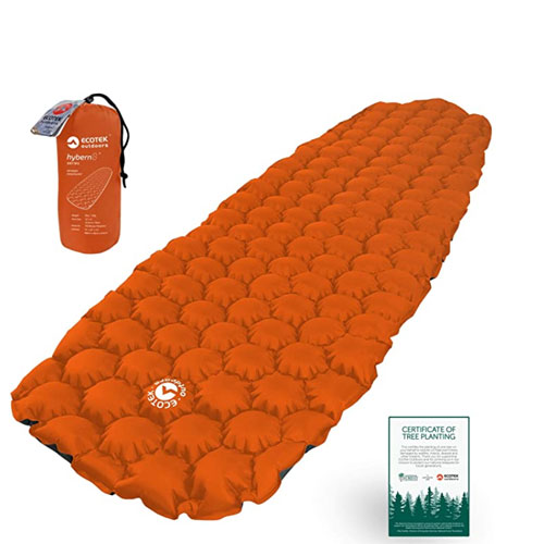 ECOTEK Outdoors Hybern8 Camping Sleeping Pad