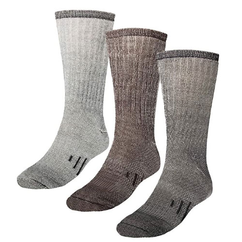 DG Hill 80% Merino Wool Hiking Socks
