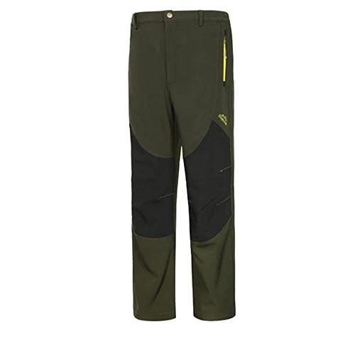 Singbring Outdoor Men's Breathable Rain Pants