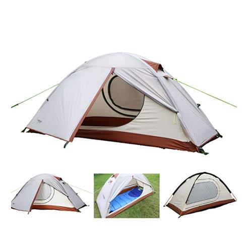 Luxe Tempo 2-Person 4-Season Freestanding Tent