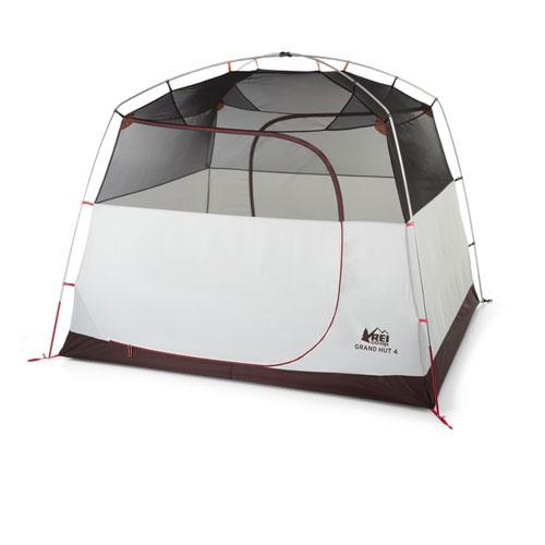 REI Co-op Grand Hut 4-Person Tent