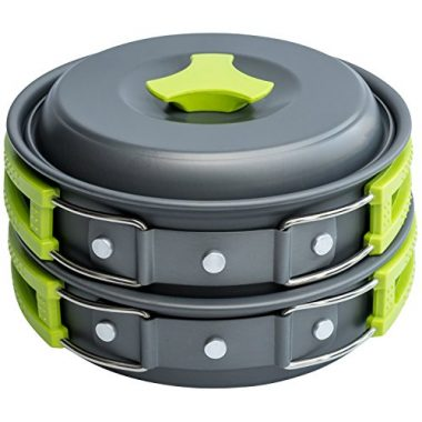 Camping Mess Kit by MalloMe