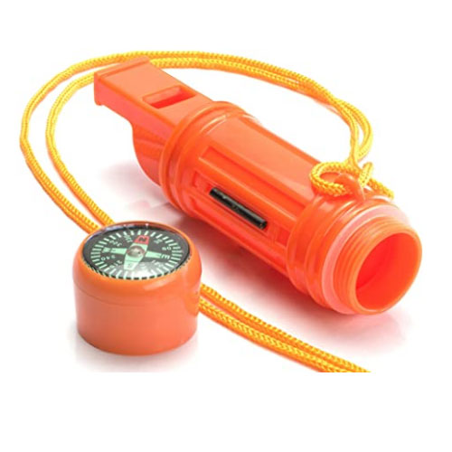 SE CCH5-1 5-in-1 Survival Whistle