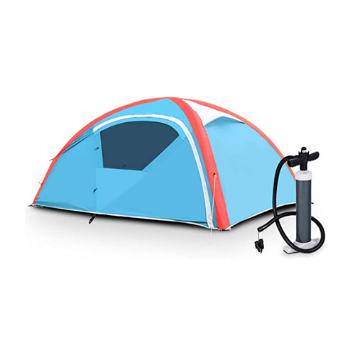 TANGKULA Outdoor Inflatable Tent