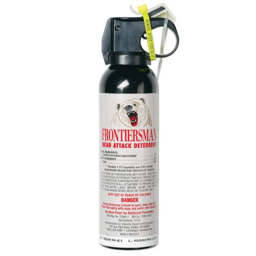 SABRE Frontiersman Bear Spray