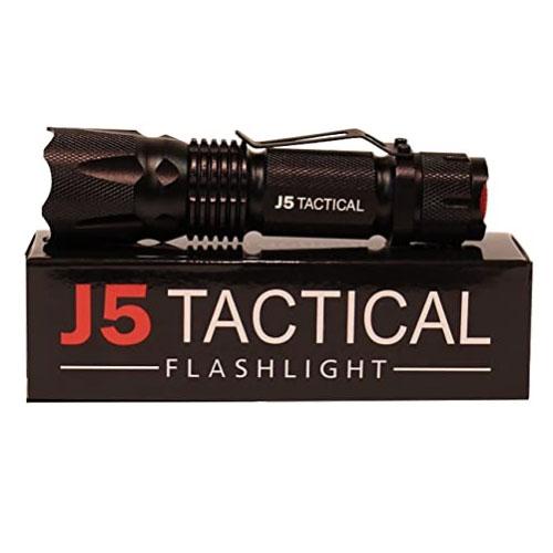 J5 V1-PRO Tactical Flashlight