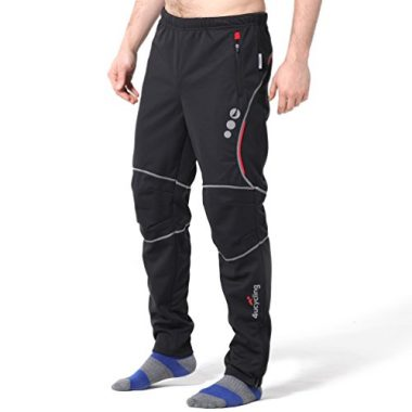 4ucycling Windproof Athletic Rain Pants