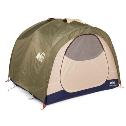 REI Co-op Kingdom 4 Person Tent
