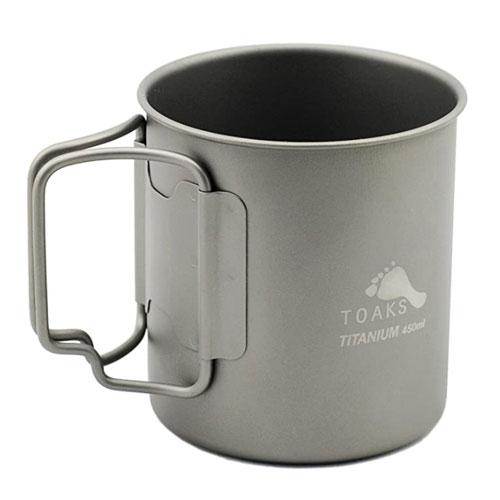 TOAKS Titanium Camping Mug