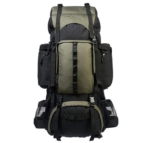 AmazonBasics Internal Frame Backpacking Backpack