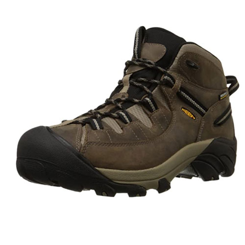 KEEN Men's Targhee II Shoes for Hiking