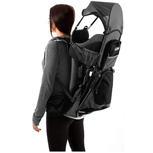 Luvdbaby Premium Hiking Baby Carrier