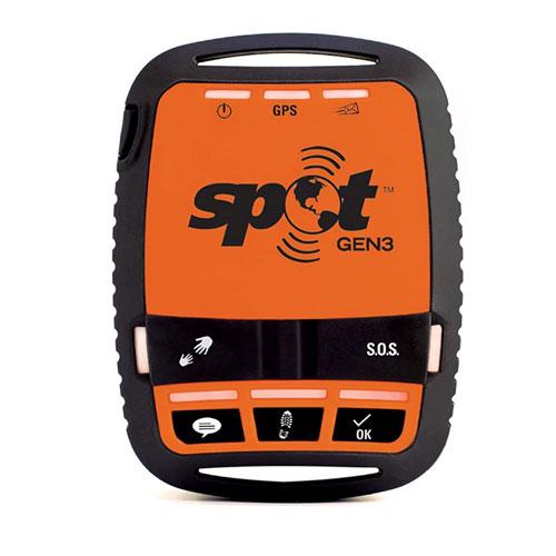 SPOT 3 Satellite GPS Messenger Personal Locator Beacon