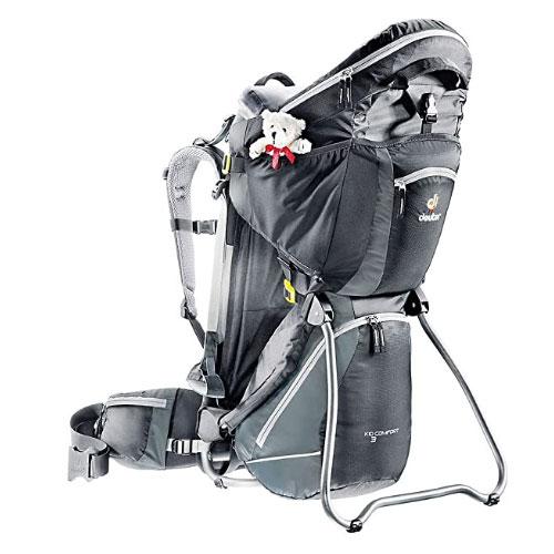 Deuter Kid Comfort Hiking Baby Carrier